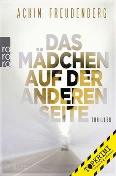 """E-Books kann man auch verschenken! Zum Beispiel """"Das Mädchen auf der anderen Seite"""" von Achim Freudenberg."""