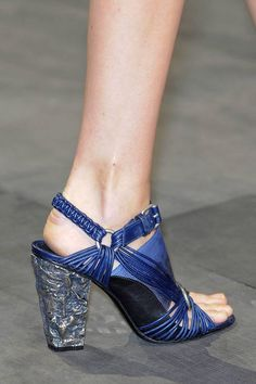 Damir Doma Spring 2013 Ready-to-Wear Detail