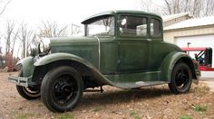 85 Year Old Paint: 1930 Ford Model A - http://barnfinds.com/85-year-old-paint-1930-ford-model-a/