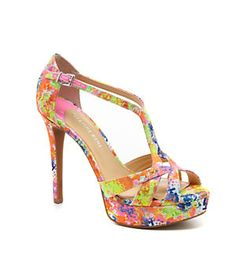Gianni Bini Melissa Platform Dress Sandals | Dillard's Mobile