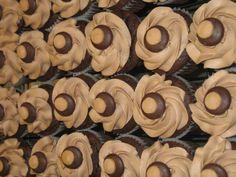 buckeye cupcakes