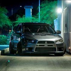 #Mitsubishi Lancer Evolution