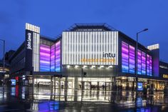 Intu Victoria Centre, Nottingham | Projects | Hoare Lea Lighting | Specialist lighting design consultancy