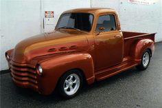 1947 Chevy Custom | 1947 CHEVROLET 3100 CUSTOM PICKUP