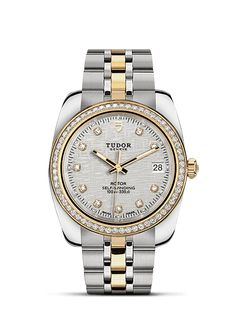 $7250 as shown. Discover the Tudor Classic line, elegant watches for men and women, available in a wide range of sizes, dials and bracelets on the Official Tudor Website