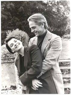 Juliette Binoche & Jeremy Irons