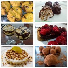 Clean desserts!! Healthy, clean, delicious and nutritious visit www.cleanindulgence.com.au for more clean eating recipes!