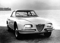 1965 Alfa Romeo 2600 SZ