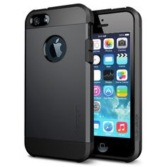 [$1.35] Tough Armor Plastic + TPU Combination Case for iPhone 5 & 5s &…