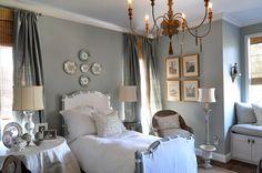 Joni's guest room | Cote de Texas