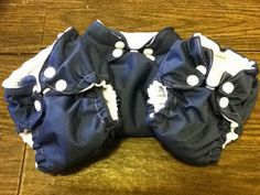 Tutorial for sewing with the FREE Darling Diapers newborn pattern.