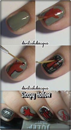 Sleepy Hollow Tutorial