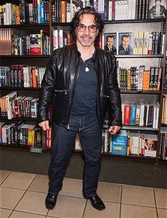 Guitarist, musician, songwriter, record producer John Oates signs copies of his new book 'Change Of Seasons: A Memoir' at Barnes & Noble on March 30, 2017 in Philadelphia, Pennsylvania.