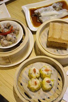 Siew mai (pork and shrimp dumpling) @ Tim Ho Wan Malaysia 添好運, The Boulevard, Midvalley, KL