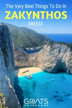 15 Cool Things To Do in Zakynthos Greece