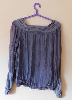 Kup mój przedmiot na #vintedpl http://www.vinted.pl/damska-odziez/bluzki-z-dlugimi-rekawami/14378102-phase-eight-bluzka-niebieska-jedwab-38