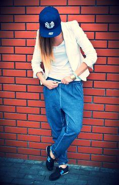 streetwear fashion / styl streetwearowy