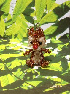 Miniature Japanese Seed Bead Disney Cinderella