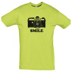 Smile T shirt  #giftideas #birthdaygifts