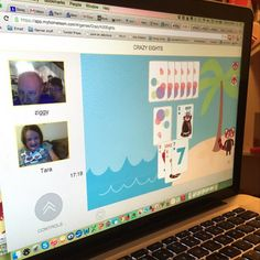 A New Way to Keep in Touch with Long-Distance Grandparents