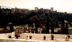 Alhambra Granada #Grenade #Spain #Photography