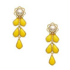 Kate Spade Zinnia earrings