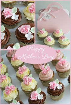 Wedding - Mothers Day Cupcakes