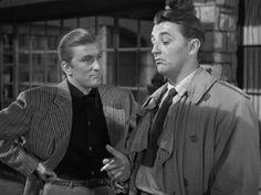 Out of the Past - Jacques Tourneur - 1947. Kirk Douglas, Robert Mitchum.