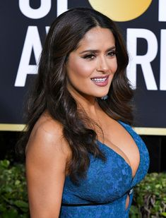 Salma Hayek – Annual Golden Globe Awards Red Carpet in Beverly Hills Beautiful Celebrities, Beautiful Actresses, Most Beautiful Women, Hollywood Actresses, Indian Actresses, Salma Hayek Body, Salma Hayek Pictures, Selma Hayek, Jolie Photo