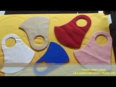 Sewing Hacks, Sewing Tutorials, Sewing Projects, Sewing Patterns, Easy Face Masks, Diy Face Mask, Mouth Mask Design, Buy Mask, Bear Rug