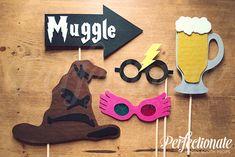 Fieltro accesorios de Harry Potter  Cabina de la foto de