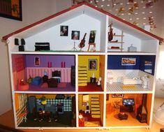 manualidades casas de muñecas - Buscar con Google