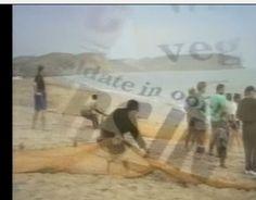 EO September 1993. Cabo Ledo beach video grab