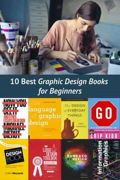 top best must read books for beginners graphic designers illustration posters typography inspiration portfolio best graphic design books amazon affiliate program 2020 best deals highly recommend books great design books grid system typographic style great reference type kindle version cool amazing good book brand identity learn design books best ideas examples content elements of graphic design basics books book about graphic design concepts compilation of design books e-booksbooks learning Best Design Books, Graphic Design Books, Graphic Designers, Book Design, Design Basics, Web Design Tips, Design Concepts, Branding, Brand Identity