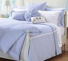 seersucker bedding