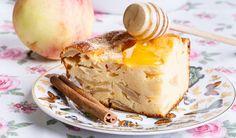 Pofonegyszerű túrós-almás sütemény – Vigyázat, függőséget okoz!