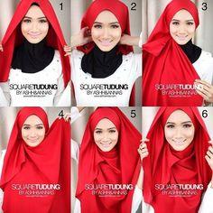 hijab tutorials - Google Search