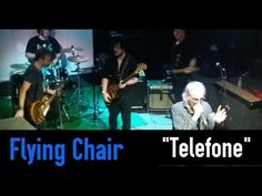 "Flying Chair - ""Telefone"""
