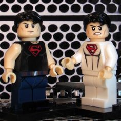 Custom SUPERBOY Young Justice League Kent by ToyAndFashion on Etsy