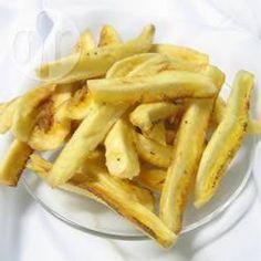Chips de banana verde @ allrecipes.com.br