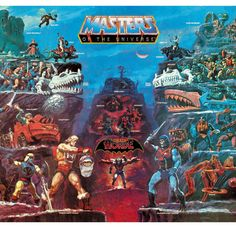 24 Signs You Were Obsessed With 'He-Man & The Masters Of The Universe'