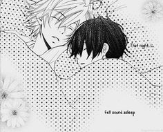 I admit this pic of Tamaki x Haruhi is cute..
