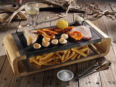 The SteakStones Sharing Platter