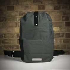 ab8b07d9e91 Brooks England Dalston Utility Backpack (Small/Grey Fleck) LIMITED STOCK