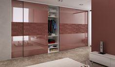 proform komandor - un armario de color rosa? si!  www.armarios-barcelona.es