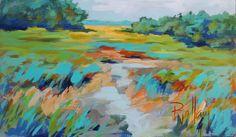 Marshes | Bellamy Art- so many beautiful works !!