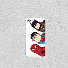 comic book superhero iPhone 5 case iphone 5 hard by bananacases, $6.89