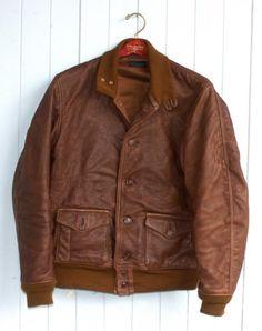 Good Wear Leather Coat Co. A-1 Flight Jacket