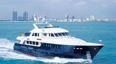 Top Times- 113 Burger motor yacht