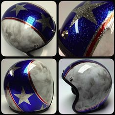 chemical candy custom helmet 8